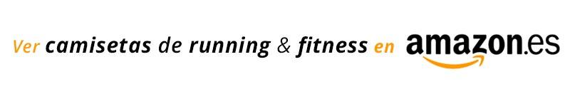 camisetas de running y fitness en Amazon
