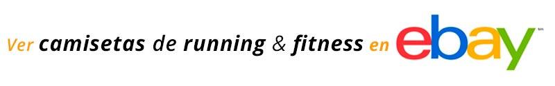 Camisetas running y Fitness en Ebay