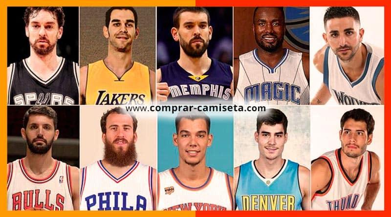 Camiseta NBA archivos - Comprar Camisetas Baratas