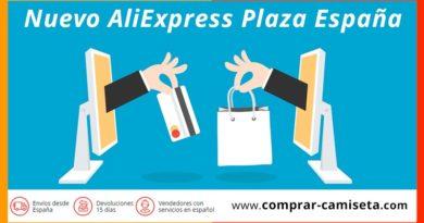 ¿Qué es AliExpress Plaza? Cómo comprar productos de AliExpress España