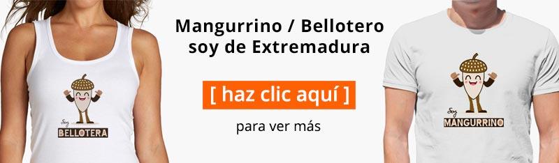 Camiseta soy Extremadura