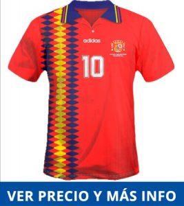 Camiseta de España Mundial EE UU / USA - 1994