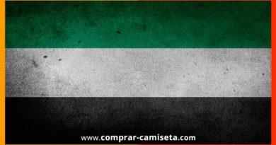 Comprar Camisetas de Extremadura - Bandera de Extremadura