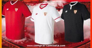 Nueva camiseta Sevilla fútbol temporada 2017 - 2018