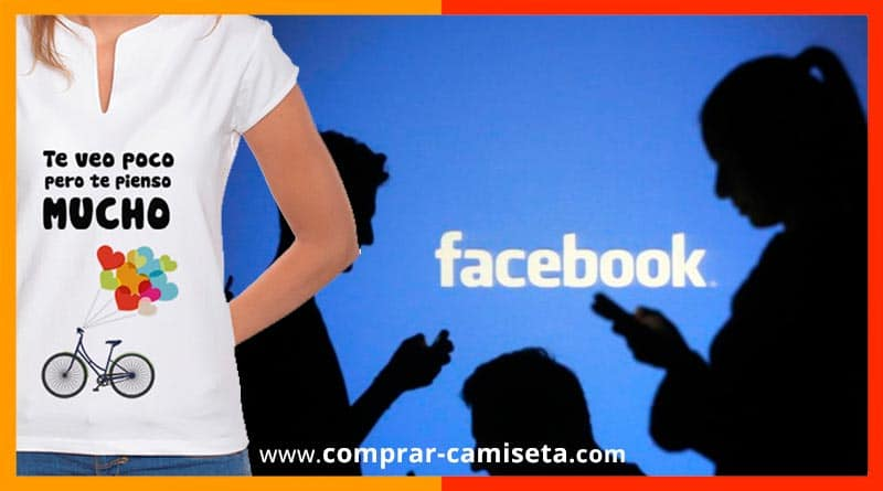 Utilizar las frases de Facebook para crear camisetas originales