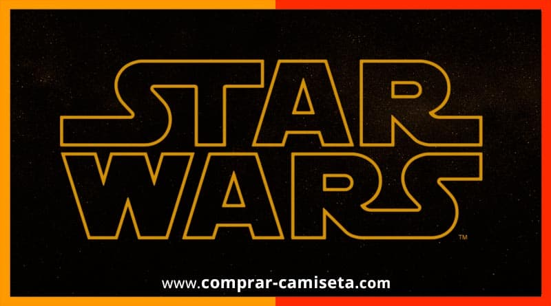 comprar camisetas star wars