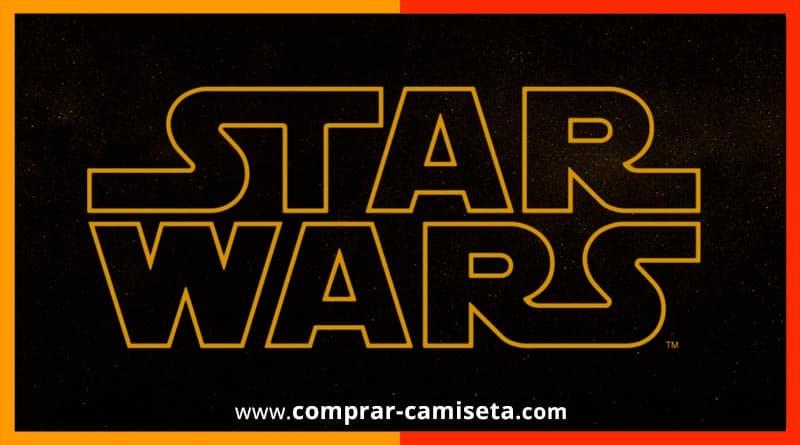 comprar camisetas star wars