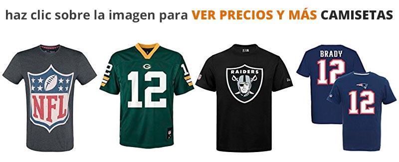 ver camisetas NFL