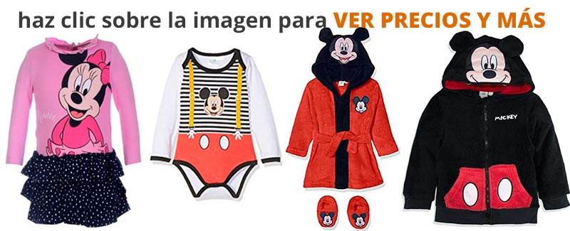Ropa Disney Infantil y Bebé