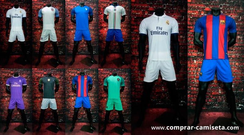 Comprar camisetas de fútbol baratas en AliExpress