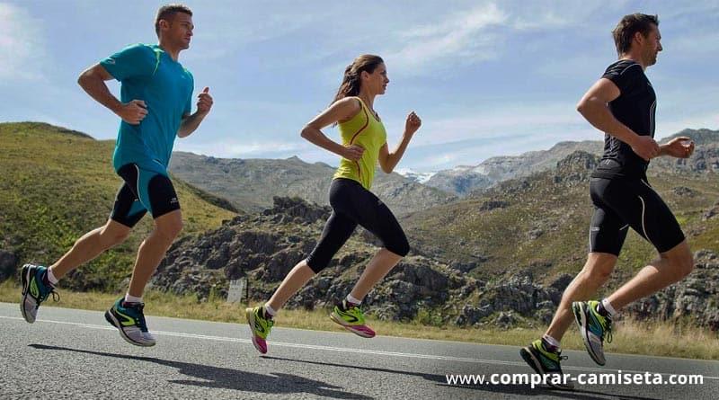 Comprar camiseta running para correr. Consejos a tener en cuenta.