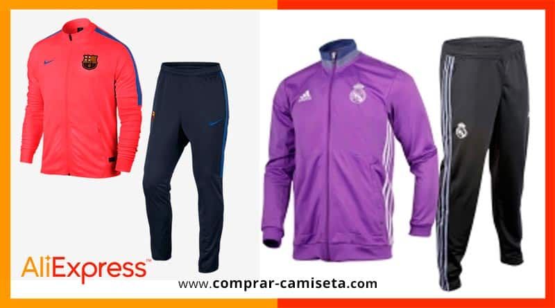camisetas del real madrid en aliexpress