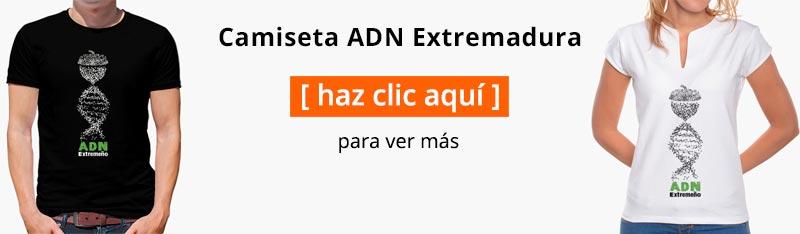 Camiseta ADN Extremadura