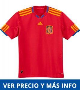 Camiseta de España Mundial de Sudáfrica - 2010