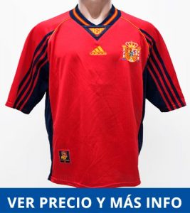 Comprar camiseta de España Mundial Francia - 1998
