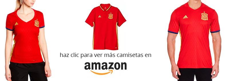 Amazon la mejor forma de comprar camisetas de fútbol baratas y oficiales 2fd5f75398c41