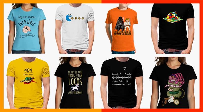 Dónde comprar camisetas baratas originales y divertidas