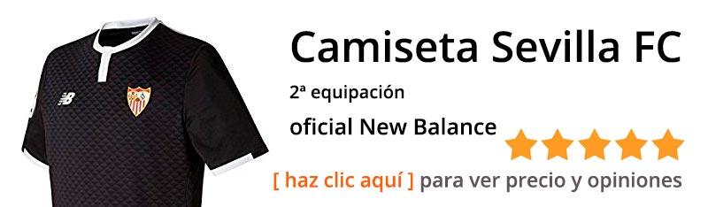 nueva camiseta del Sevilla Fútbol Club temporada 2017 – 2018 en Amazon