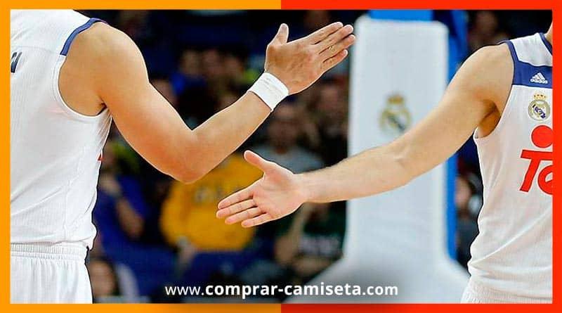 Comprar camiseta del Real Madrid de Baloncesto
