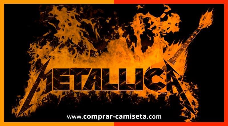 Comprar camisetas de Metallica de hombre y mujer - Amazon 6102ac8ad5e7e