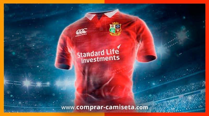 Comprar camisetas de Rugby Canterbury