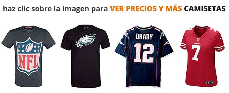 Camisetas NFL - Fútbol Americano baratas y originales