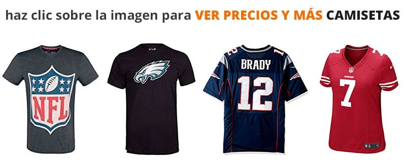 0d089a28ed26b Comprar camisetas NFL - fútbol americano - equipos NFL