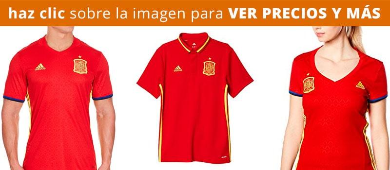 Camiseta España Mundial Rusia 2018 - camiseta selección española 09c41bef1ad5d