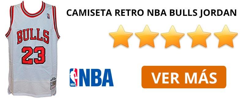 Comprar camiseta retro NBA Bulls de Michael Jordan