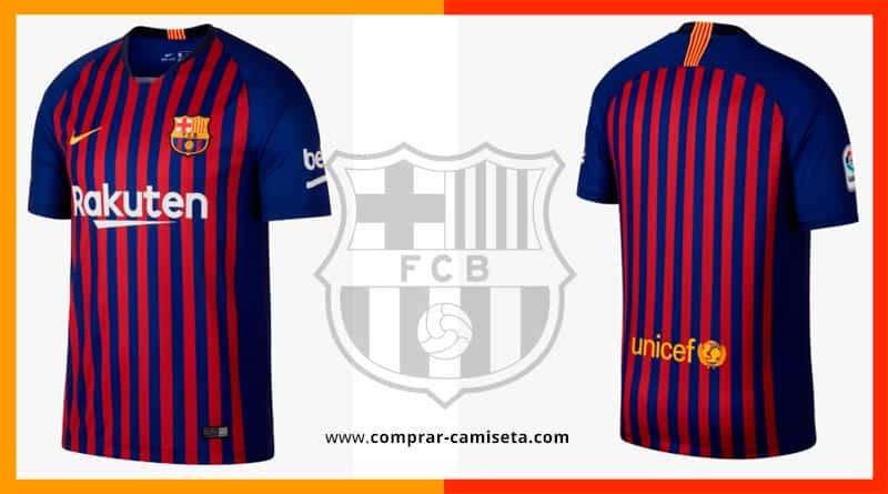Comprar nueva camiseta del FC Barcelona 2018 - 2019 - barca