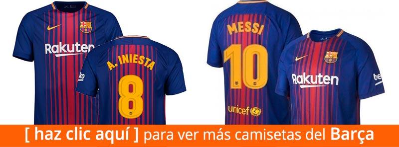 Comprar la nueva camiseta del Barça - Fc Barcelona 2018 - 2019