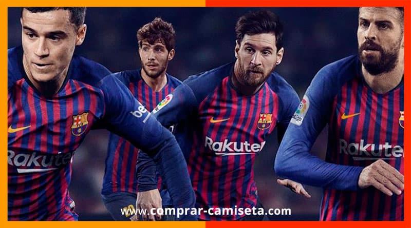 Comprar nueva camiseta del FC Barcelona 2018 - 2019