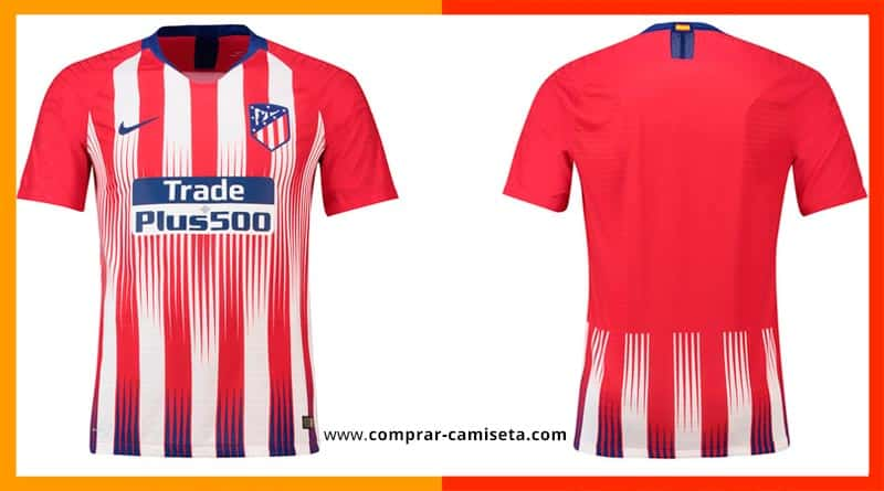 camiseta del atletico de madrid 2019