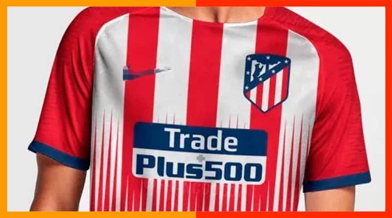 Comprar nueva camiseta del Atlético de Madrid temporada 2018-2019