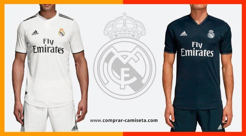 comprar camiseta real madrid online