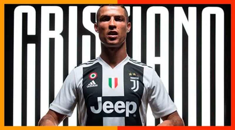 Comprar camiseta de la Juventus de Cristiano Ronaldo