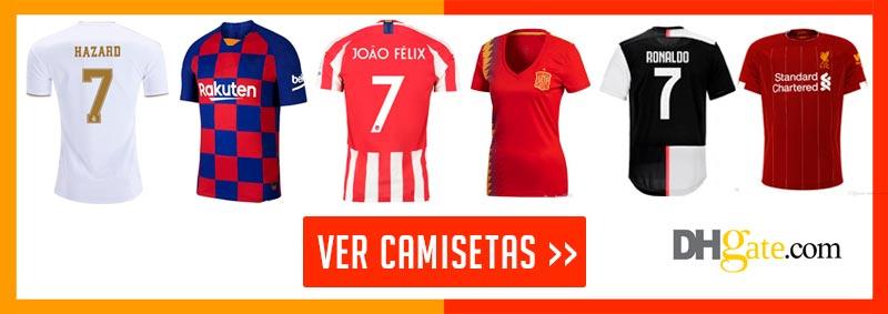 big sale 09d26 d7924 camiseta-futbol-barata-dhgate-nombre-numero - Comprar ...