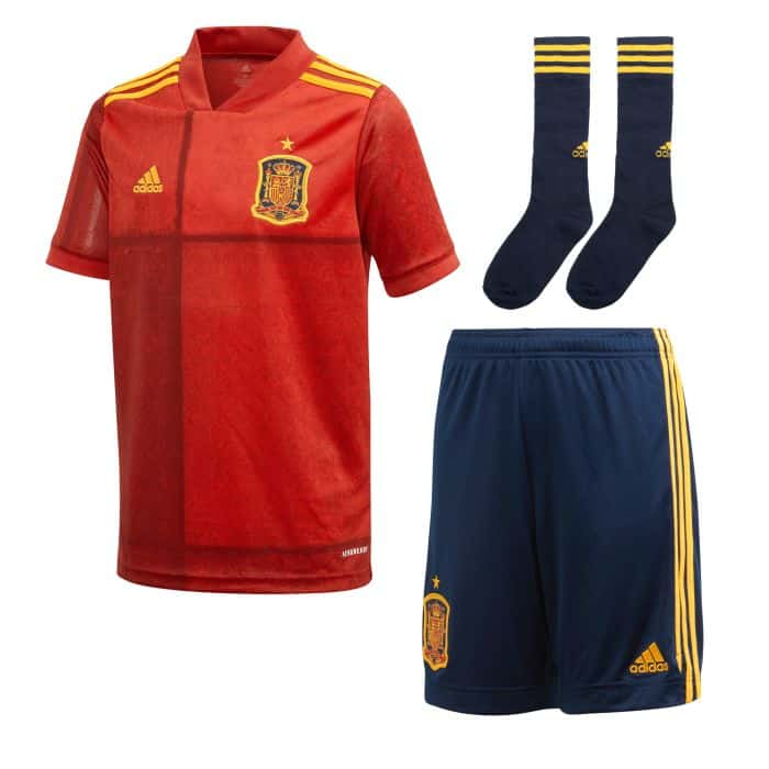 camiseta espana eurocopa 2020